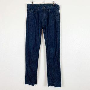 Armani Exchange Dark Wash Straight Leg Jeans 29